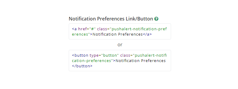 PushAlert - Notification Preference Manager