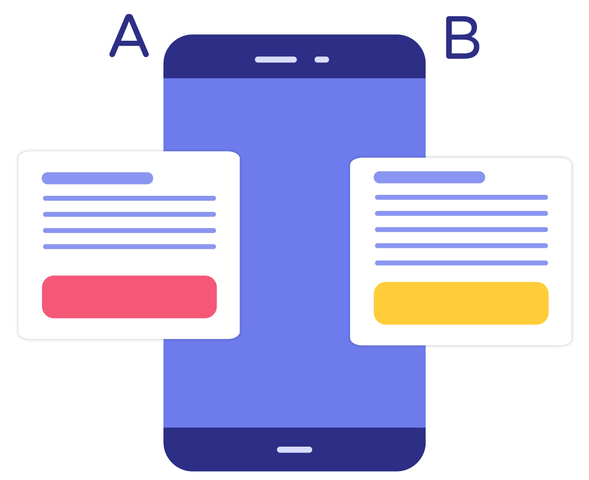 A/B/n Testing for Website Popups